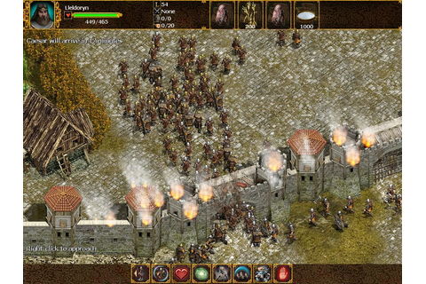 Celtic Kings: Rage of War Screenshots for Windows - MobyGames