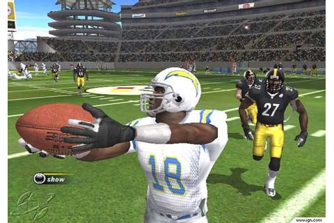 NFL Fever 2004 Preview - IGN