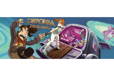 Deponia Doomsday Review – What a wonderful apocalypse ...
