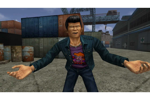 Round Table: What we want to see in Shenmue HD » SEGAbits ...
