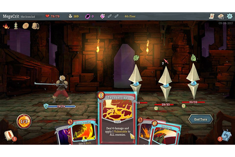Slay the Spire is a Fun Mix of Deck Building and Dungeon ...