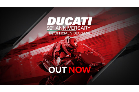 DUCATI - 90th Anniversary - Launch Trailer - YouTube