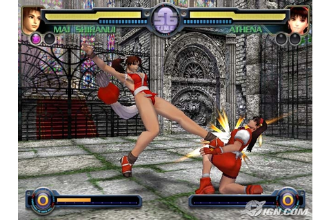 Flashback: The king of Fighters Maximum Impact: O impacto ...