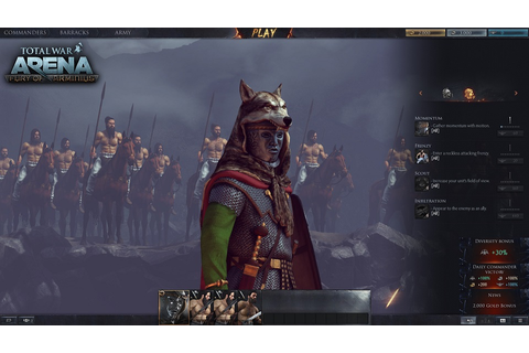 Creative Assembly Adds To Total War: Arena Team, New Test ...
