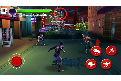 Gameloft HD Games: Ultimate Spider-Man: Total Mayhem HD ...
