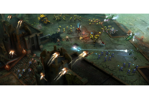 Warhammer 40,000 Dawn of War III free full pc game ...