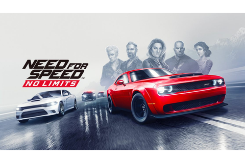 Dodge Demons Update - Need for Speed No Limits