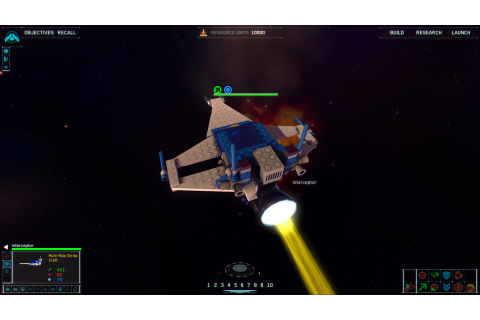 Cosmic Cruiser image - BrickSpace mod for Homeworld ...