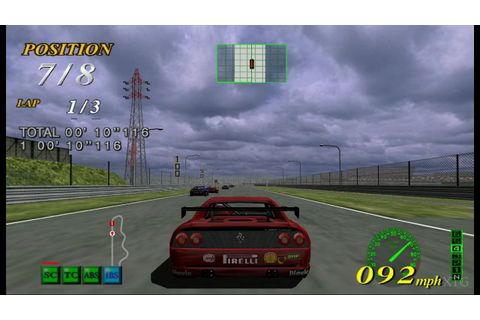 F355 Challenge PS2 Gameplay HD (PCSX2) - YouTube