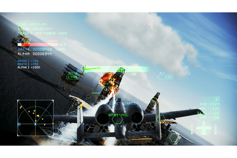 Take Flight with ACE COMBAT Infinity Update 10 | MMOHuts