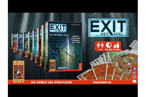 Exit Trailer - 999 Games - YouTube