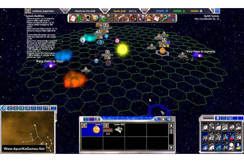 Space Empires V PC Game - Free Download Full Version