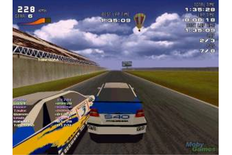 Serious Game Classification : S40 Racing (1997)
