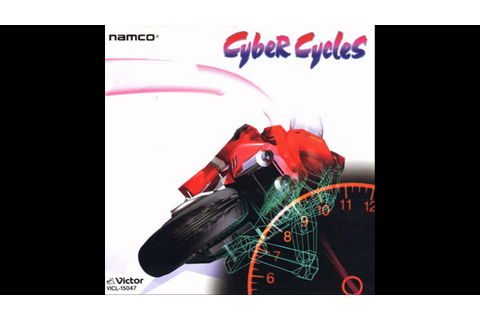 Namco Game Sound Express VOL.23 Cyber Cycles - #01 DEMO ...