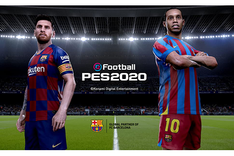 eFootball PES 2020 (PS4): Amazon.co.uk: PC & Video Games