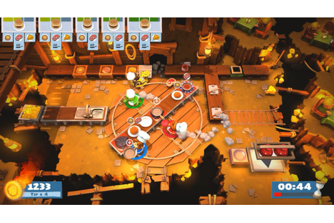 Overcooked 2 Coming to PS4, PC, Xbox One, Nintendo Switch ...