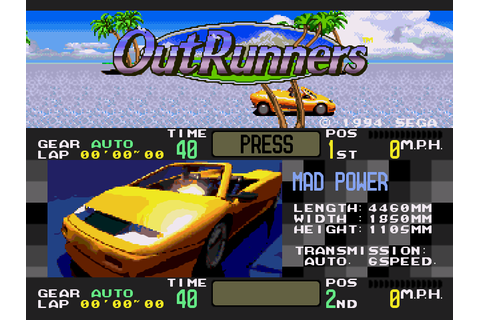 OutRunners Download Game | GameFabrique