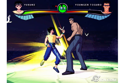Yu Yu Hakusho: Dark Tournament Screenshots, Pictures ...