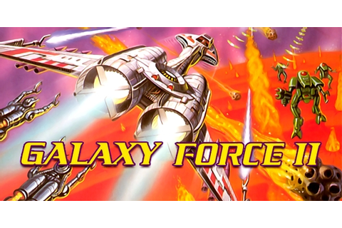 Galaxy Force II Download Game | GameFabrique
