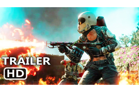 FAR CRY New Dawn Official Trailer (2019) Video Game HD ...