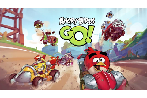 Angry Birds Go! Official Gameplay Trailer - Game out ...
