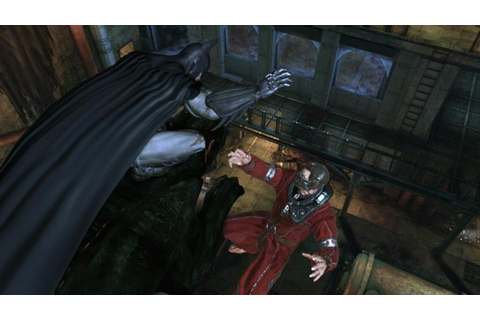 Batman Arkham Asylum Game of the Year Edition - MMOGA