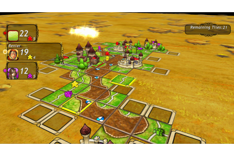 Carcassonne Screenshots - Video Game News, Videos, and ...