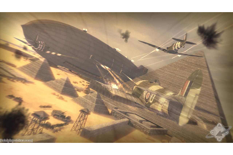 Blazing Angels 2 Secret Missions of WWII Download Free ...