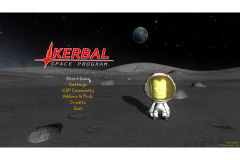 Games by Hiryuu: PC - Kerbal Space Program 2.4.0.6