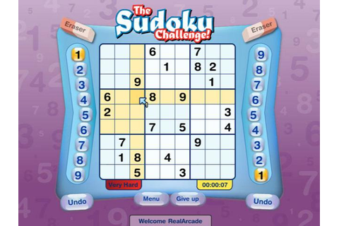 The Sudoku Challenge | GameHouse