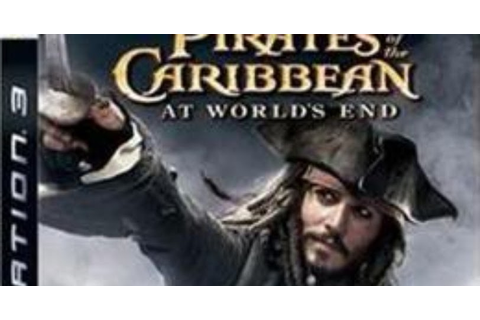 Pirates of the Caribbean: At World's End | PS3 ISO Games