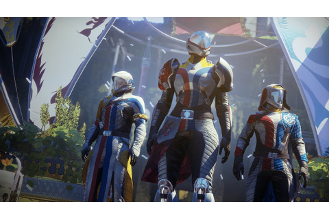 Destiny 2: Shadowkeep – Guardian Games – Gameplay Trailer ...