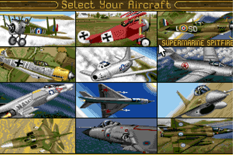Download Air Duel: 80 Years of Dogfighting - My Abandonware
