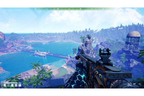 Islands of Nyne: Battle Royale review (early access ...