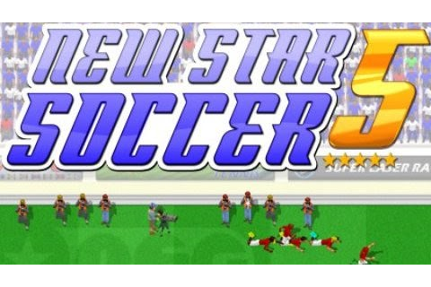 Games Download: New Star Soccer 5 v1.0 -PC -Download