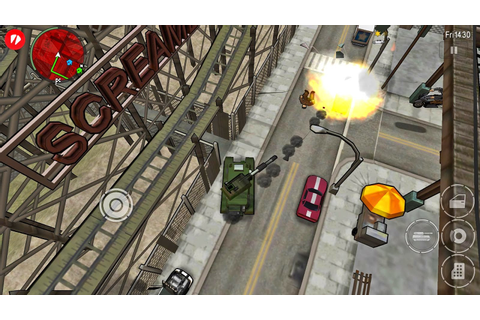 GTA Chinatown Wars APK +DATA - APKOB