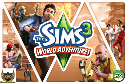 Download The Sims 3 World Adventures PC | CiruasGameCenter