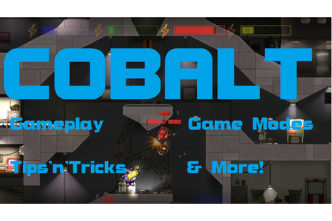 COBALT (The Game)- What is it? - YouTube