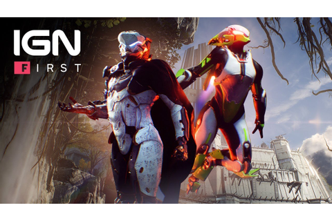 Anthem: 15 Minutes of Lost Arcanist Gameplay (Interceptor ...