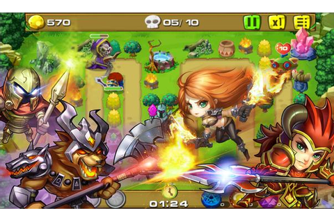 Legendary Wars Defense for Android - APK Download