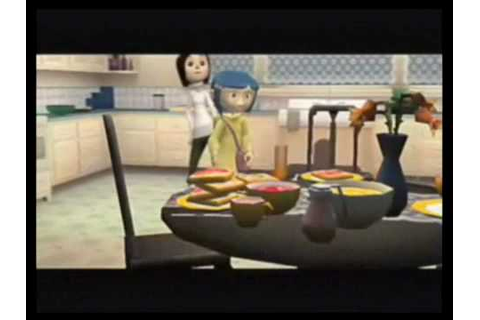 Coraline (Wii) - Trailer - YouTube