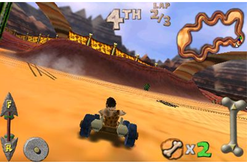 Cro-Mag Rally iPhone game - free. Download ipa for iPad ...