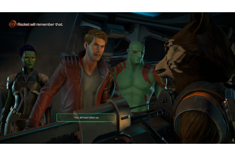 Guardians of the Galaxy: The Telltale Series Review (PS4)