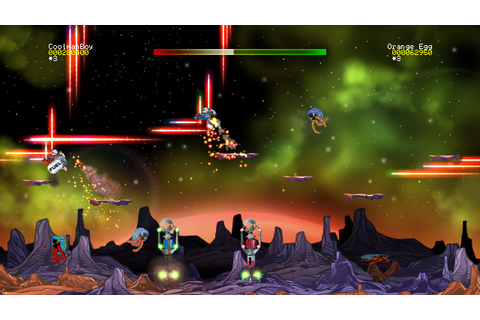 Jetpac Refuelled Screenshots - Video Game News, Videos ...