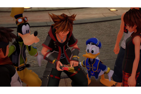 "KH3 MiniGames, Details On PVP Mode, & In Game Event ""Make ..."