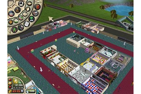 Free Download Game : Mall Tycoon 2 (Full Version)