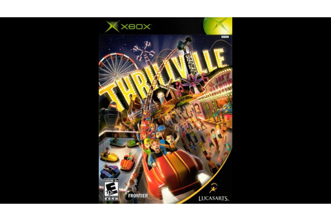 Thrillville Unboxing w/ Gameplay (For Xbox) - YouTube