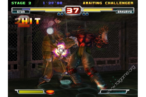 Free Download Game Bloody Roar 4 For Pc Full Version - dgxilus