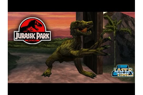Jurassic Park: Warpath - PlayStation Fighting Game - YouTube
