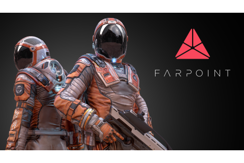 Farpoint | PSVR + PlayStation VR Aim Controller ...